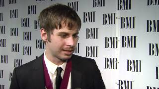 Mark Foster Interviewed at the 2012 BMI Pop Awards