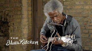 Lil' Jimmy Reed 'Big Boss Man' - The Blues Kitchen Presents...