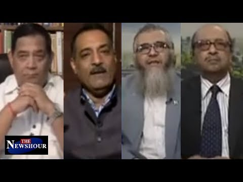 Pak's 'Kashmir Isn't Ours'? | The Newshour Debate (17th August)