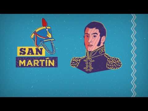 ¿Quién es tu calle? Hoy, General José de San Martín