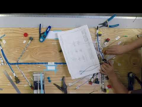 Mil Spec Wire Harness - YouTube Mil Spec Wire Harness on automotive wire harness, mil spec wire cover, manufacturing wire harness, mil spec wire nut, mil spec wire cap, dual wire harness,