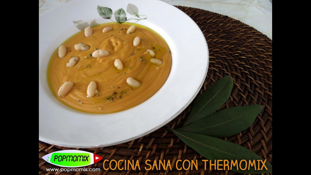 crema de jud as blancas cocina sana con thermomix