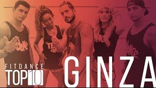 Ginza - J. Balvin - #FitDanceTop10 com Coreografia | FitDance