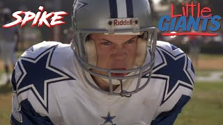 Spike Don't Play With Girls!  (Spike from Little Giants)