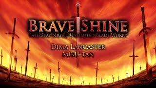 Repeat youtube video (Mikutan & Dima Lancaster) ENGLISH Brave Shine