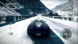 Need for Speed: the Run Gameplay - Snow Race (Buried Alive)