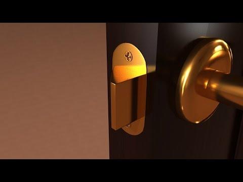 Tutorial : Simple door modeling - Autodesk Maya (part 3)