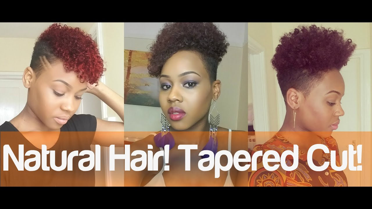 how do i style my natural hair 97 my new tapered hair cut 7920 | maxresdefault