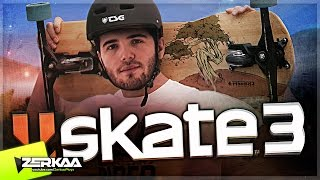 THE BEST AT BREAKING BONES | SKATE 3 HALL OF MEAT