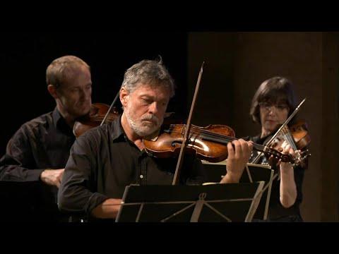 Bach: Concerto for two violins in D minor BWV 1043 Riccardo Minassi, Manfredo Kraemer, Jordi Savall
