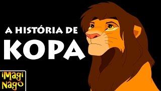 O Rei Leão 4 A História De Kopa Youtube