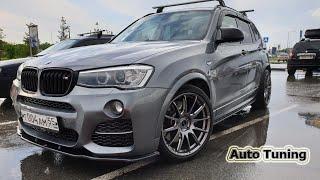 #Tuning  #BMW X3(F25)  #SUPERA…
