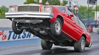 REPLAY: Day 5 From Tulsa, OK! - HOT ROD Drag Week 2014