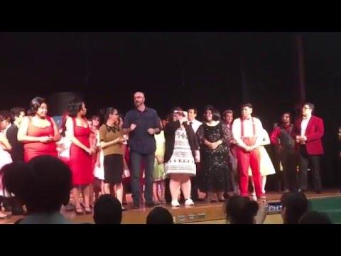 """Perris High School """"Hairspray"""" Curtain Call 2016"""