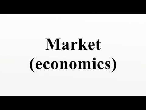 Market (economics)