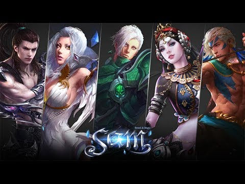 Open World dan Bahasa Indonesia? | Sword and Magic [INA] Android MMORPG (Indonesia)