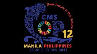 CMS COP12 - 24/10/2017 2nd day morning session, Committee of the Whole, Manila, Philippines thumbnail