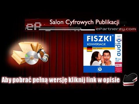 NIEMIECKI - FISZKI MP3 -  Konwersacje - Kinga Perczyńska, Dominika Złotek - AudioBook