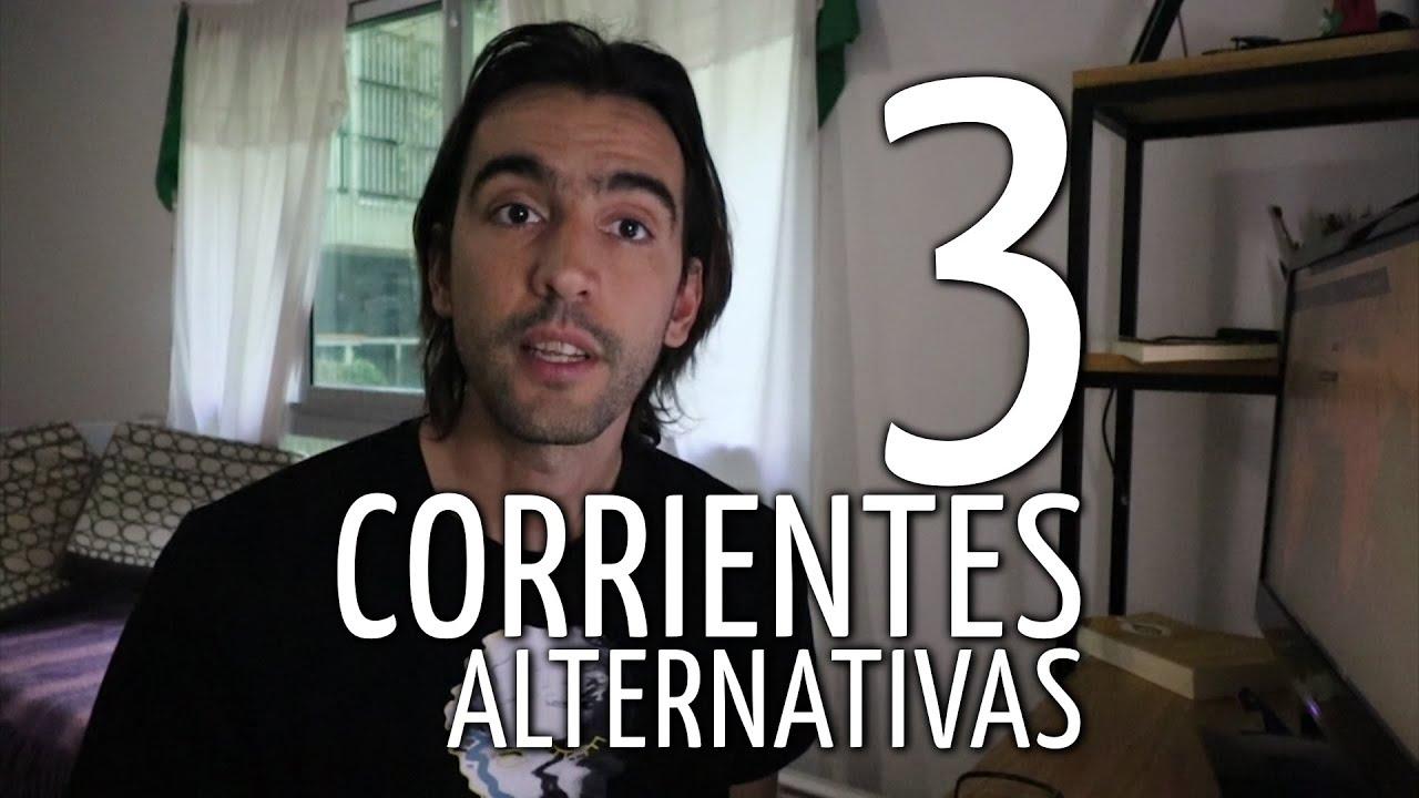 Las 3 corrientes de la educación alternativa