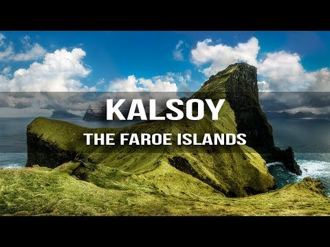 Landscape Photography in The Faroe Islands - Kalsoy