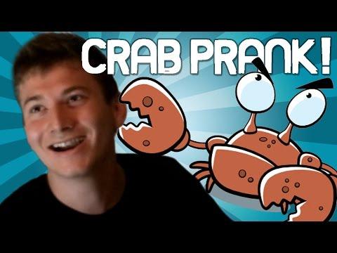 EPIC Crab Prank (Pranking Bajan Canadian) w/ xRPMx13 and JeromeASF