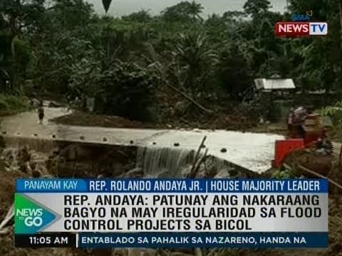 NTG: Panayam kay Rep. Rolando Andaya Jr., house majority leader