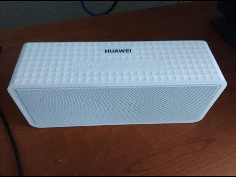 Huawei Ascend Mate2 Bluetooth speaker review! WOW