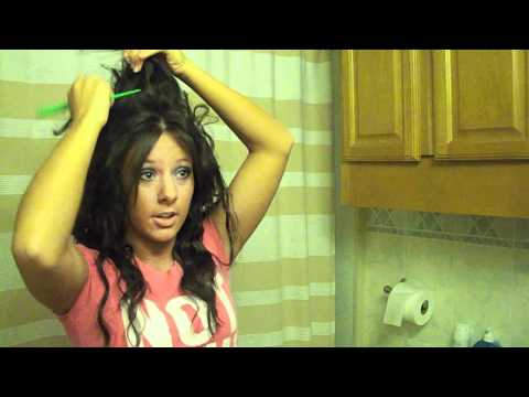 How to Make 80'S Hair
