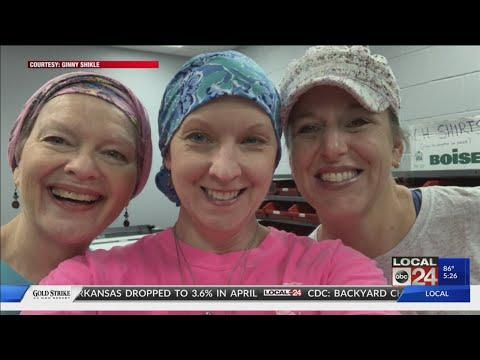 Center Hill High School rallies around teacher battling breast cancer