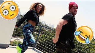 My First Official Dance Video!! W/ Nezza