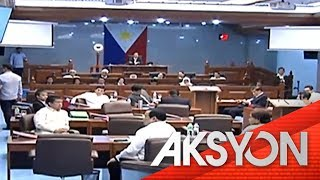 Water interruption, pinaiimbestigahan na ng Kamara at Senado