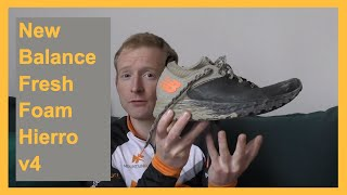 New Balance Fresh Foam Hierro v4 Review