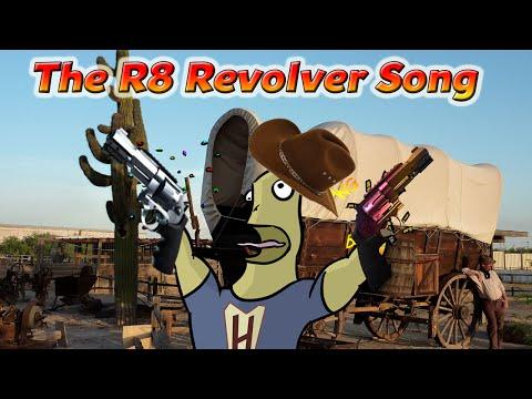 CS:GO - The R8 Revolver Song !