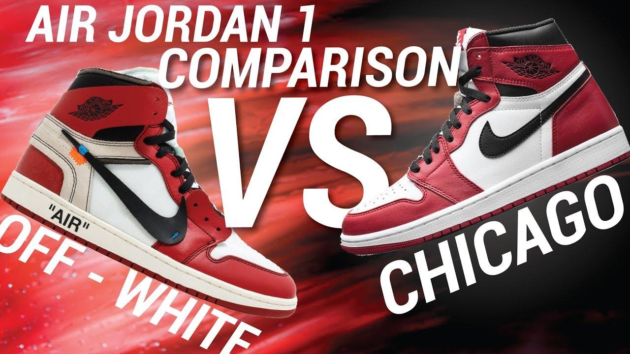 jordan chicago off white
