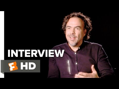 The Revenant Interview - Alejandro González Iñárritu (2015) - Leonardo DiCaprio, Tom Hardy Movie HD