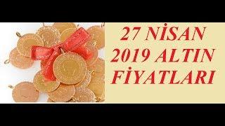 27,04,2019 Altın Fiyatları Dolar Fiyatları Euro Ne Kadar Sterlin Kaç Lira