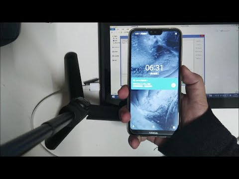 How to unlock the bootloader and root Nokia X7 – 8 1 – 9