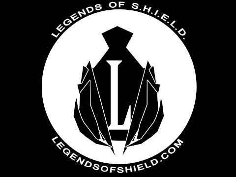Legends of S.H.I.E.L.D. #50 The Writing On The Wall