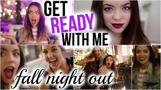 Get Ready with Me: Fall Night Out! 2014 Thumbnail