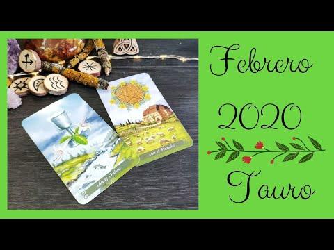 Tauro - Haz Una Alto En El Camino  -Febrero 2020 -Tarot Anika