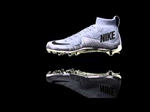 Nike Vapor Untouchable Cleat Merges Speed full HD - YouTube e7438cf3f14a