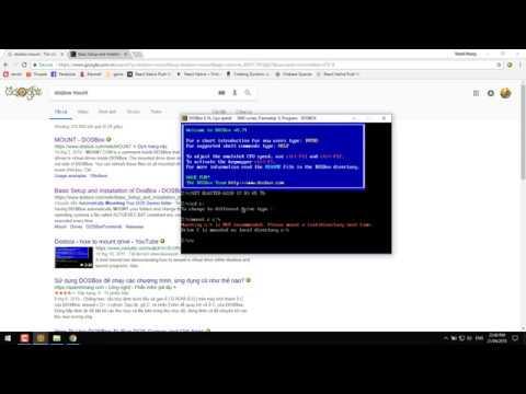 Hướng dẫn cài đặt Turbo Pascal trên Windows 10