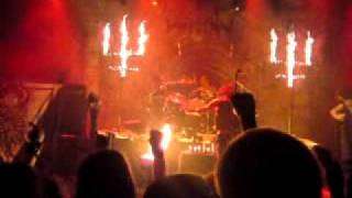 Watain  - Total Funeral    Inferno Festival live@Les Docks Lausanne