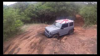 New Jimny vs Old at de Wildt