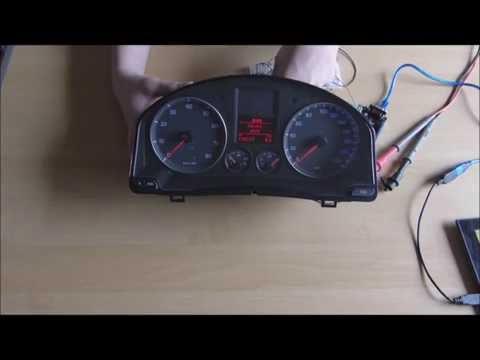VW Golf 5 + Arduino - Can Bus Idee