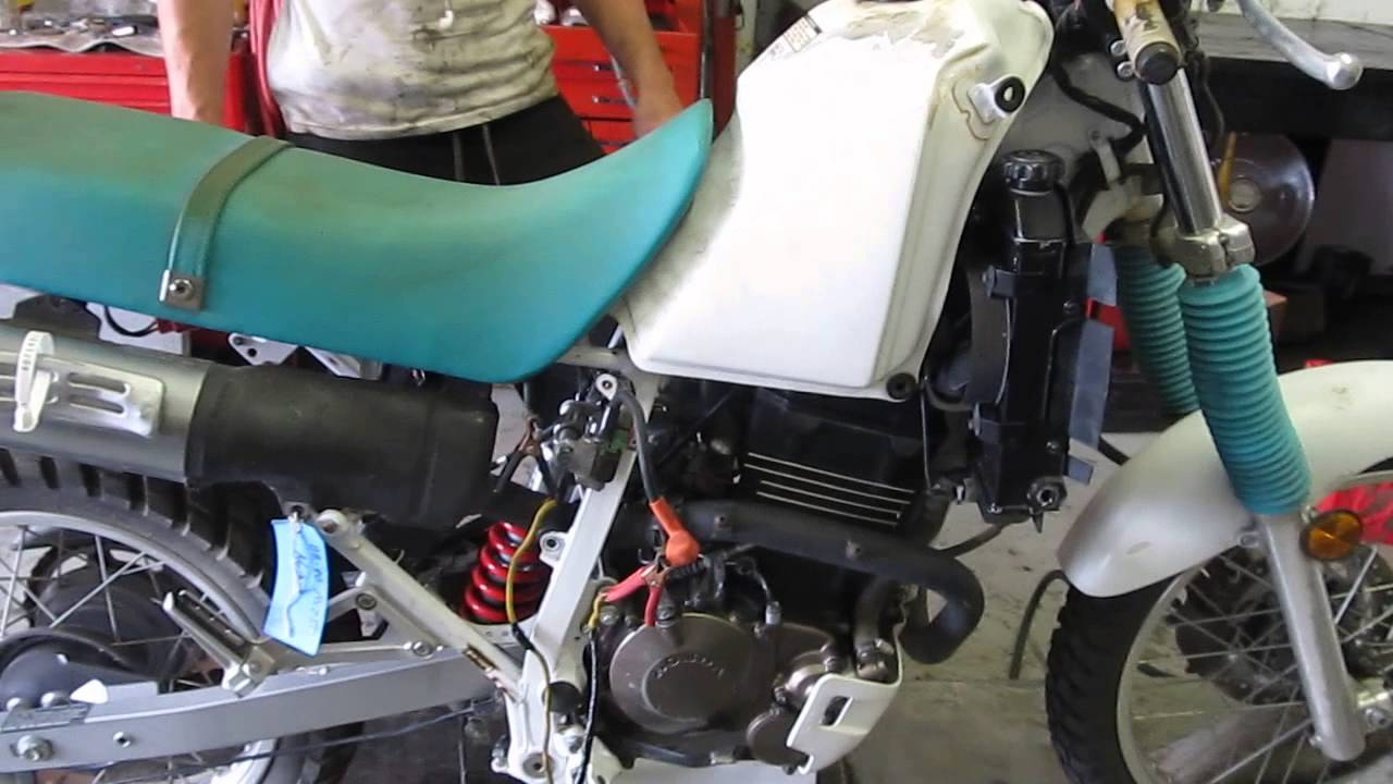 1988-1990 HONDA NX250 MOTOR AND PARTS FOR SALE ON EBAY ...