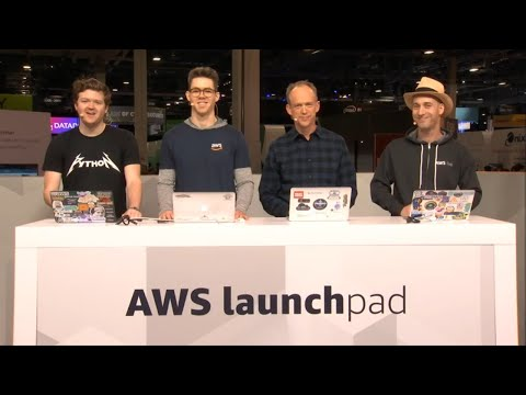 AWS re:Invent 2019 Launchpad | Capacity Providers ECS