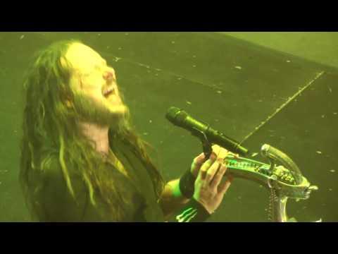 Korn LIVE Alone I Break - Brussels 2016