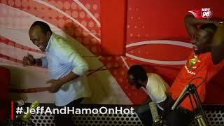 The Hot Breakfact : Jeff & Hamo Wamekanyaga Lami   Je Wewe?