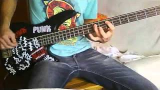 RANCID BASS COVER NOT TO REGRET
